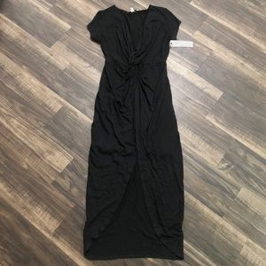 BNWT Haute Monde Wrap Bodycon Maxi Dress
